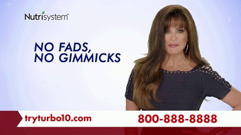 Nutrisystem Turbo 10 TV Spot, 'Tummy: Tracker' Featuring Marie Osmond - Thumbnail 2