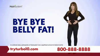 Nutrisystem Turbo 10 TV Spot, 'Tummy: Tracker' Featuring Marie Osmond - Thumbnail 5