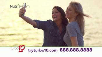 Nutrisystem Turbo 10 TV Spot, 'Lifestyle' - Thumbnail 1