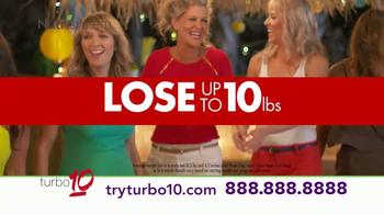 Nutrisystem Turbo 10 TV Spot, 'Lifestyle' - Thumbnail 2