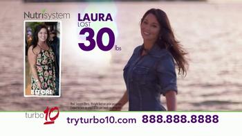 Nutrisystem Turbo 10 TV Spot, 'Lifestyle' - Thumbnail 3