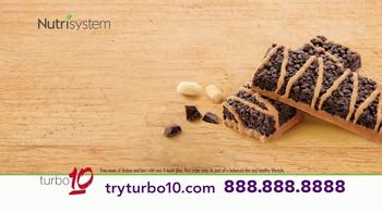 Nutrisystem Turbo 10 TV Spot, 'Lifestyle' - Thumbnail 5