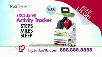 Nutrisystem Turbo 10 TV Spot, 'Lifestyle' - Thumbnail 6