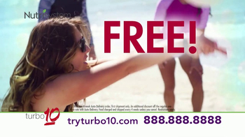 Nutrisystem Turbo 10 TV Spot, 'Lifestyle' - Thumbnail 7
