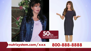 Nutrisystem Lean13 TV Spot, 'Tummy' Featuring Marie Osmond - Thumbnail 1