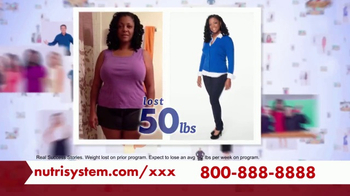 Nutrisystem Lean13 TV Spot, 'Tummy' Featuring Marie Osmond - Thumbnail 6