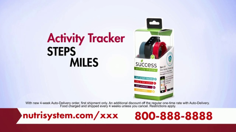 Nutrisystem Lean13 TV Commercial, 'Tummy: Tracker' Featuring Marie Osmond