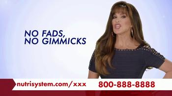 Nutrisystem Lean13 TV Spot, 'Tummy: Tracker' Featuring Marie Osmond - Thumbnail 3