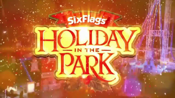 Six Flags Holiday in the Park TV Spot, 'Spectacular' - Thumbnail 3