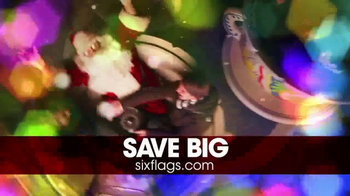 Six Flags Holiday in the Park TV Spot, 'Spectacular' - Thumbnail 7