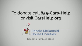 Ronald McDonald House Charities TV Spot, 'Donate a Car' Ft. Clark Kellogg - Thumbnail 9