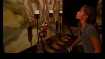 Lima Memorial Company TV Spot, 'Eyes of Freedom Traveling Memorial' - Thumbnail 3