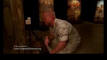 Lima Memorial Company TV Spot, 'Eyes of Freedom Traveling Memorial' - Thumbnail 4