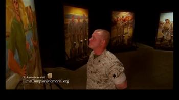 Lima Memorial Company TV Spot, 'Eyes of Freedom Traveling Memorial' - Thumbnail 5