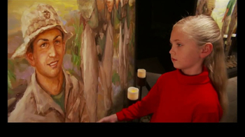 Lima Memorial Company TV Spot, 'Eyes of Freedom Traveling Memorial' - Thumbnail 6