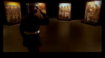 Lima Memorial Company TV Spot, 'Eyes of Freedom Traveling Memorial' - Thumbnail 7