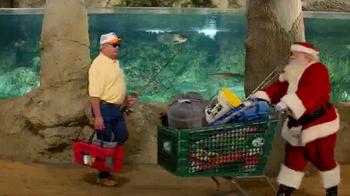 Bass Pro Shops Christmas Sale TV Spot, 'Holidays: Turkey Fryer' - Thumbnail 2
