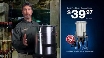 Bass Pro Shops Christmas Sale TV Spot, 'Holidays: Turkey Fryer' - Thumbnail 7