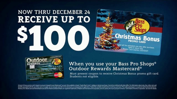 Bass Pro Shops Christmas Sale TV Spot, 'Flannel-Lined Jeans and RC Truck' - Thumbnail 8