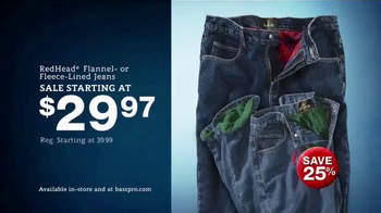 Bass Pro Shops Christmas Sale TV Spot, 'Flannel-Lined Jeans and RC Truck' - Thumbnail 5