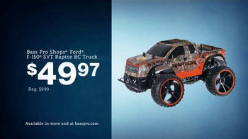 Bass Pro Shops Christmas Sale TV Spot, 'Flannel-Lined Jeans and RC Truck' - Thumbnail 6