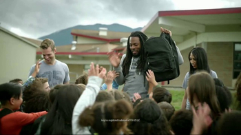 Jeep Big Finish Event TV Spot, '2016 Cherokee' Featuring Richard Sherman - 192 commercial airings