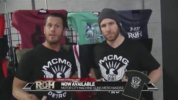 ROH Wrestling TV Spot, 'Motor City Machine Guns Merchandise' - Thumbnail 9