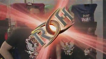 ROH Wrestling TV Spot, 'Motor City Machine Guns Merchandise' - Thumbnail 2