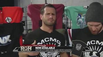 ROH Wrestling TV Spot, 'Motor City Machine Guns Merchandise' - Thumbnail 4