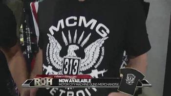 ROH Wrestling TV Spot, 'Motor City Machine Guns Merchandise' - Thumbnail 5