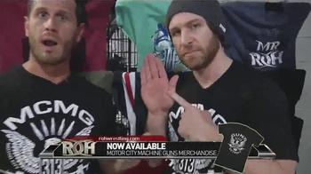 ROH Wrestling TV Spot, 'Motor City Machine Guns Merchandise' - Thumbnail 7