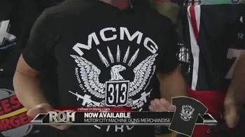 ROH Wrestling TV Spot, 'Motor City Machine Guns Merchandise' - Thumbnail 8