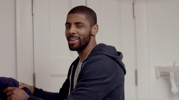 Verizon go90 App TV Spot, 'Laundry' Featuring Kyrie Irving - 307 commercial airings