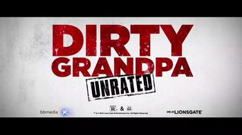 XFINITY On Demand TV Spot, 'Dirty Grandpa: Unrated' - Thumbnail 6