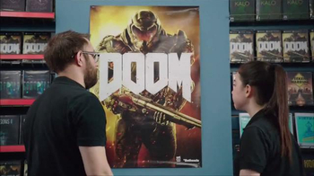 GameStop TV Spot, 'DOOM: Hole in the Wall'