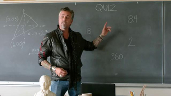 Dodge TV Spot, 'Uncle Richie: Do the Math' Song by Metallica