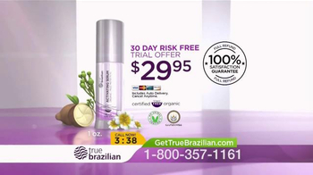 True Brazilian TV Spot, 'Organic Botanicals' Featuring Suzanne Somers - Thumbnail 9