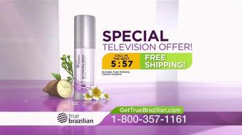 True Brazilian TV Spot, 'Organic Botanicals' Featuring Suzanne Somers - Thumbnail 2