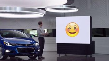 2016 Chevrolet Cruze TV Spot, 'Emojis' - 2875 commercial airings