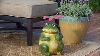 Lowe's TV Spot, 'Outdoor Furnishings'