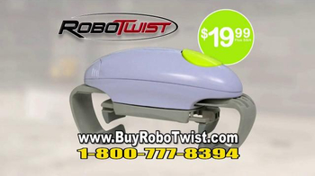Robo Twist TV Spot, 'Twists Off Tough Jar Lids' - Thumbnail 8
