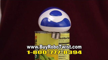 Robo Twist TV Spot, 'Twists Off Tough Jar Lids' - Thumbnail 9