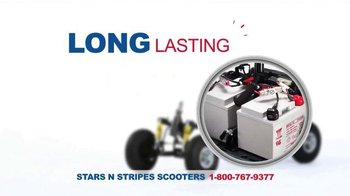 Stars N Stripes Scooters TV Spot, 'Enjoy Time Together' - Thumbnail 4
