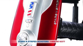 Stars N Stripes Scooters TV Spot, 'Enjoy Time Together' - Thumbnail 5