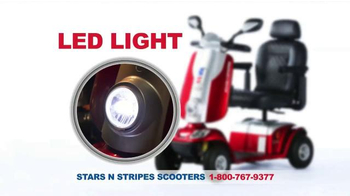 Stars N Stripes Scooters TV Spot, 'Enjoy Time Together' - Thumbnail 6