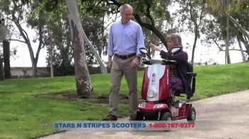 Stars N Stripes Scooters TV Spot, 'Enjoy Time Together' - Thumbnail 8