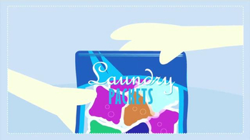 American Cleaning Institute TV Spot, 'Laundry Packet Safety' - Thumbnail 6