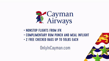 Cayman Islands Department of Tourism TV Spot, 'Find Your Caymankind' - Thumbnail 5