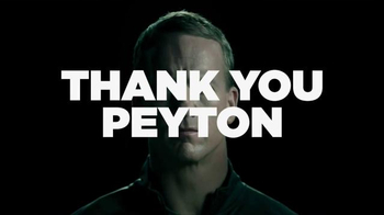 Nationwide Insurance TV Spot, 'Thank You' Featuring Peyton Manning - Thumbnail 3