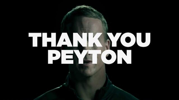 Nationwide Insurance TV Spot, 'Thank You' Featuring Peyton Manning - Thumbnail 4